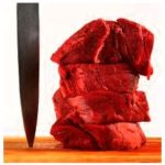 Red meats and cancer of the prostate – must i or should'nt i ?