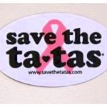 Save the tatas – here' go again!