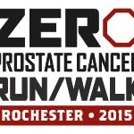 Zero cancer of the prostate run/walk – rochester 2015