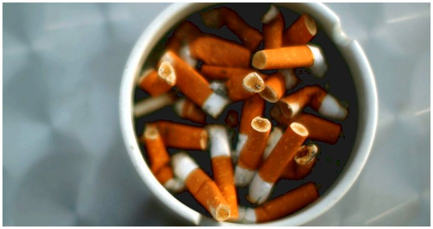 Cigarette filters may increase cancer of the lung risk make the cigarettes