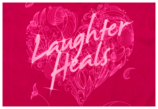 Save the tatas - Laughter Heals